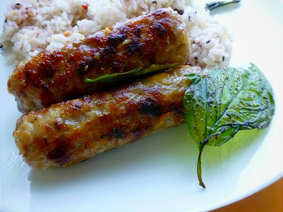 [食譜]台式香腸,國外也能吃到家鄉味(無腸衣版本)!