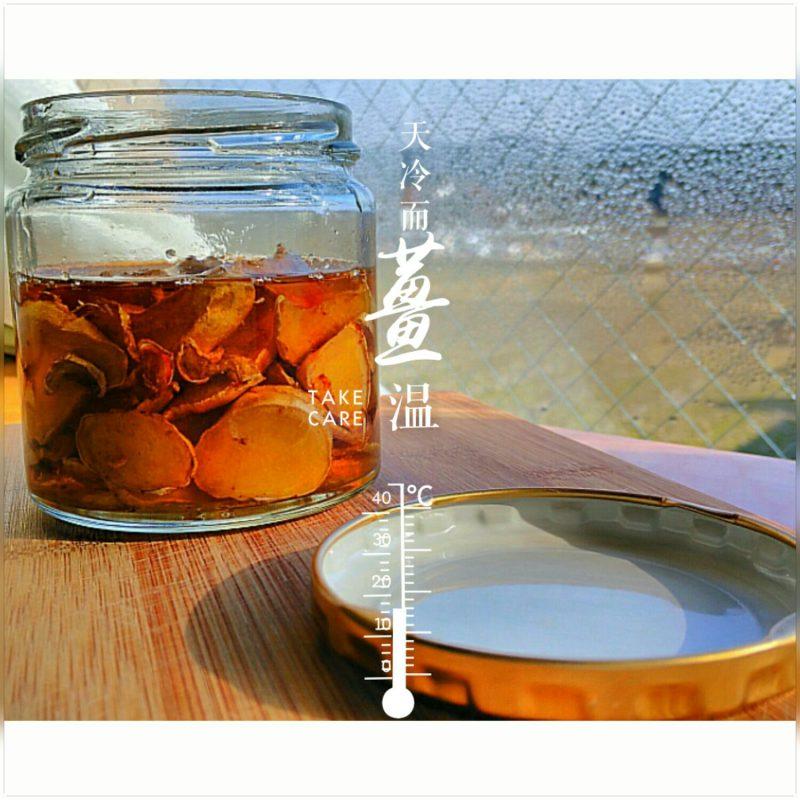 【食譜】自製麻油薑片,暖和一整個冬天!
