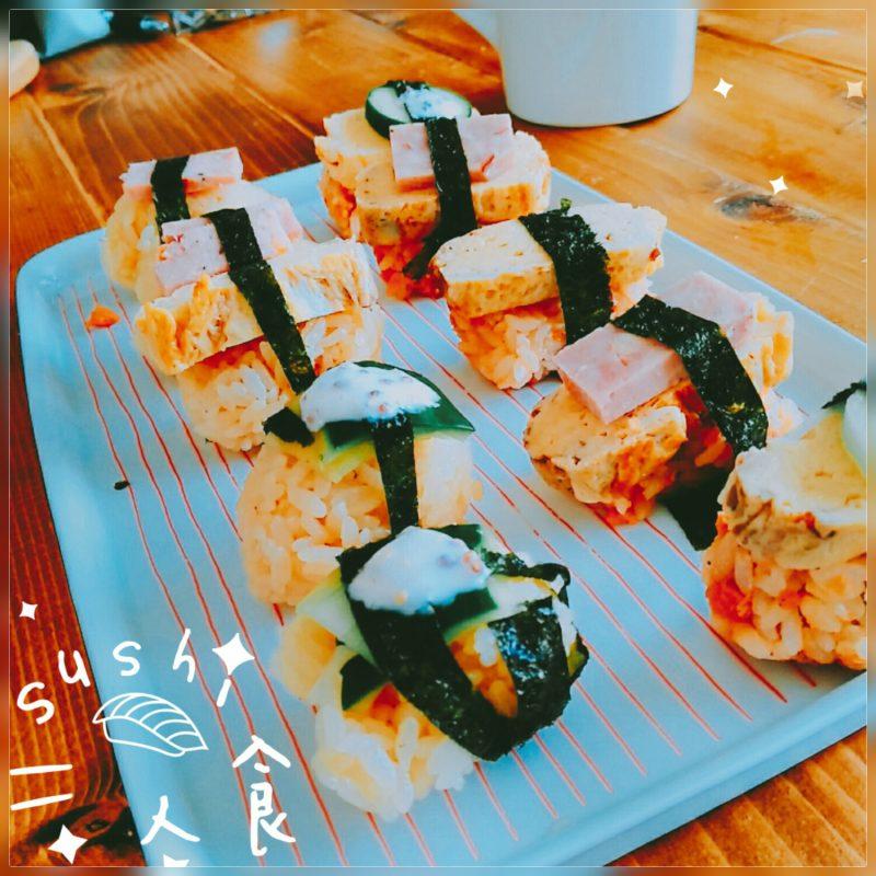 【食譜】壽司醋飯比例,簡易家常握壽司做法。すし飯 作り方のレシピ。