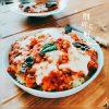 【食譜】一鍋到底電鍋料理,簡易版番茄肉醬輕鬆變身多道料理!