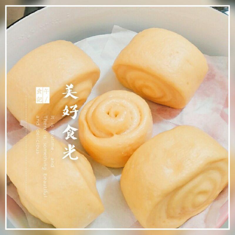 【食譜】黑糖小饅頭,中式早餐在家輕鬆做!(麵包機版本)