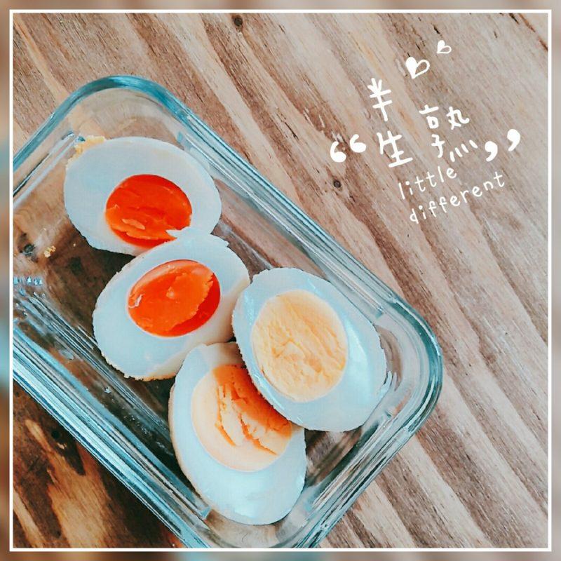 【食譜】自製溏心蛋完美時間不失敗,在家就能煮出日式拉麵的黃金溏心蛋!