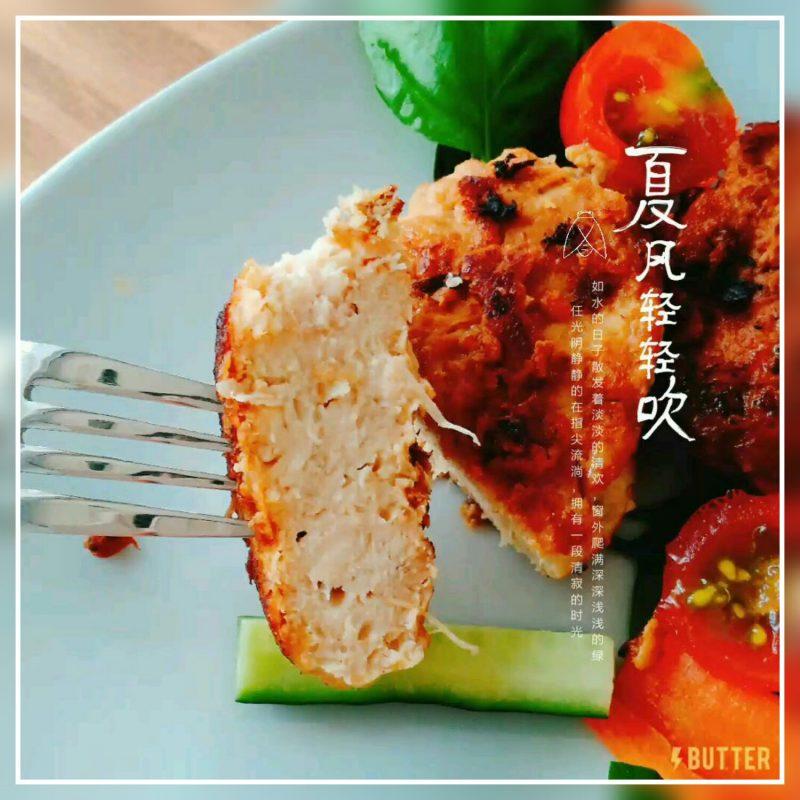【食譜】豆芽菜漢堡,低熱量美味漢堡,軟嫩多汁全靠「它」!