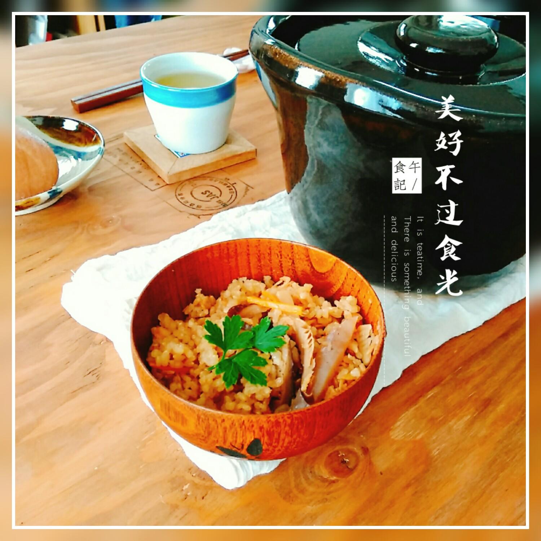 【食譜】日式四季炊飯,用土鍋將米飯與食材的美味釋放到極限!