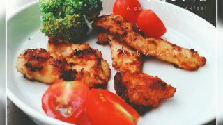 【食譜】讓雞胸肉乾、柴、硬的煩惱一次解決!鹽麴醃漬雞胸肉,軟嫩多汁!